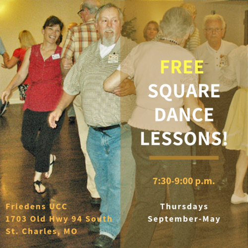 Learn to Square Dance with Wheelers & Dealers Square Dance Club